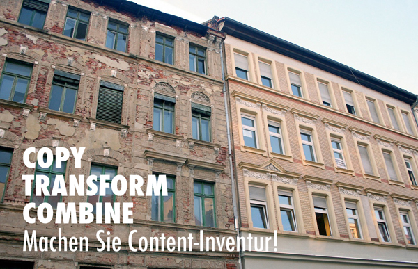 content-inventur copy-transform-combine